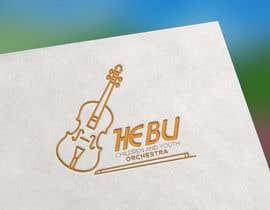 nº 1083 pour Design a logo for string orchestra par omar019373