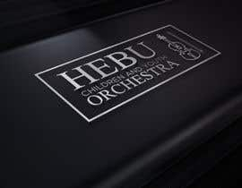 nº 1167 pour Design a logo for string orchestra par omar019373