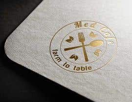 nº 169 pour Logo for Med Cafe par mindreader656871