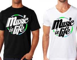nº 83 pour Design a T-Shirt par marijakalina