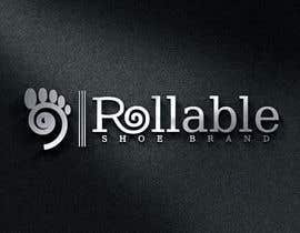 #109 for Design a Logo for a rollable shoe brand by Max003ledp