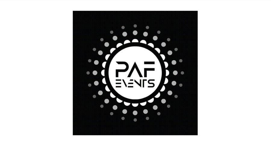Kilpailutyö #                                        10                                      kilpailussa                                         Create an Animation for PAF Events
