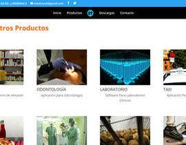 #1 for Page Layout design + Individual Country information layout design by luiscarneiro13