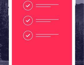 Nro 1 kilpailuun Design an App Mockup to replace an existing design käyttäjältä DragosFlorian