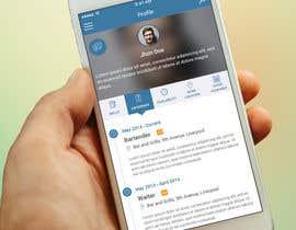 Nro 33 kilpailuun Design an App Mockup to replace an existing design käyttäjältä shakilaiub10