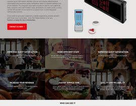 nº 8 pour Design a Website Mockup for a new product par codeunderground