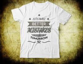 #79 for Design a T-Shirt by Abidhasan4