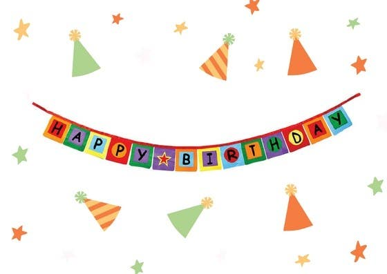Proposition n°68 du concours Design a Happy Birthday Banner