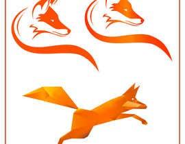 Nro 14 kilpailuun Logo Design -- Fox Silhouette käyttäjältä kikonoll1981