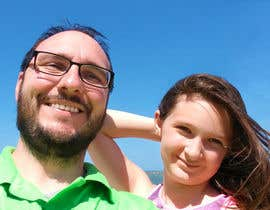nº 3 pour Photoshop picture with my daughter par rolandomorada