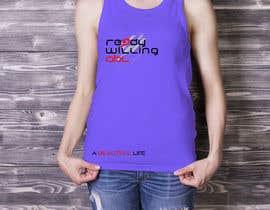 Nro 114 kilpailuun T-shirt design käyttäjältä migsstarita