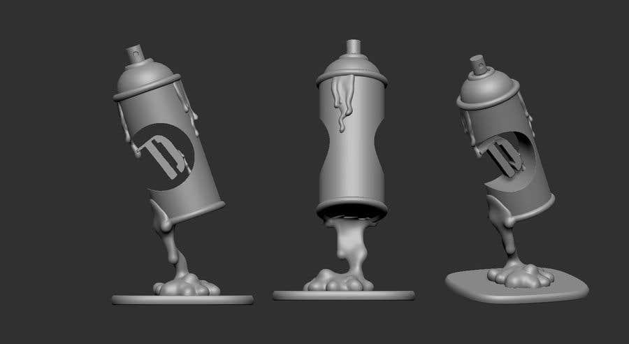 Inscrição nº                                         37                                      do Concurso para                                         Create 3D Model for printing from PSD logo