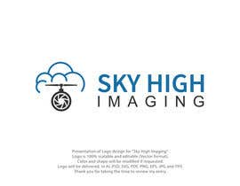 Nro 78 kilpailuun Nature Inspired Logo Needed for My New Drone Flying Company: Sky High Imaging. käyttäjältä dare91