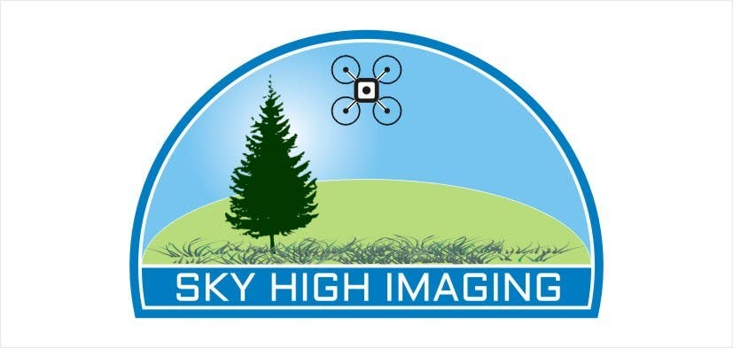Contest Entry #29 for Nature Inspired Logo Needed for My New Drone Flying Company: Sky High Imaging.
