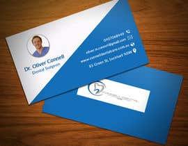 nº 310 pour Design Dental Business Cards par aparves
