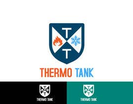 #489 for Create a logo for a brand of thermo bottles! by ratulrajbd
