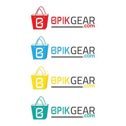 Kilpailutyö #                                        262                                      kilpailussa                                         Logo design for eCommerce store