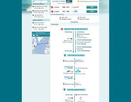 Huntresss tarafından Website Design for International travelplanner: www.airjag.com için no 56