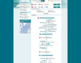 #49 for Website Design for International travelplanner: www.airjag.com by Huntresss