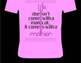 nº 77 pour simple tshirt design par farhadchintoo