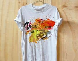 nº 82 pour simple tshirt design par DesignBuzz99