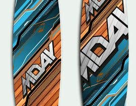 lipvoreg tarafından Graphic Design for  mday kiteboards www.m-day.ru için no 50