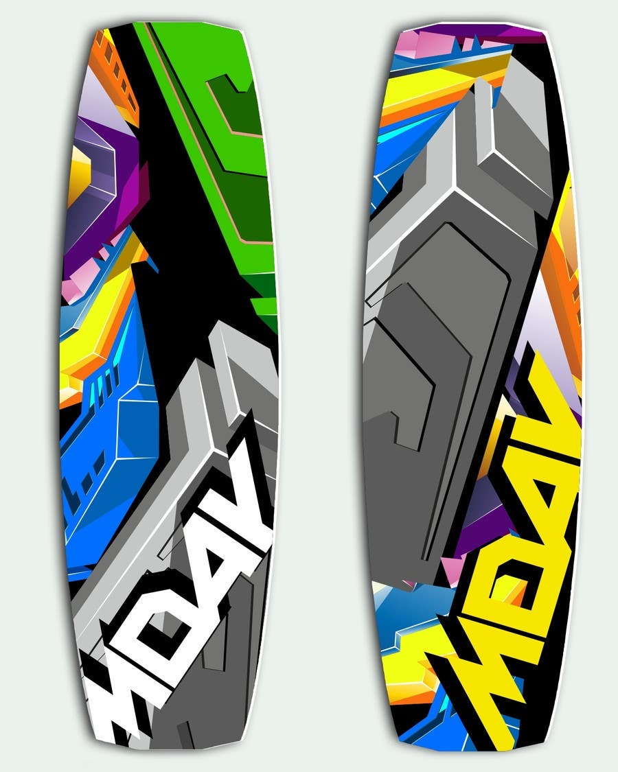 Inscrição nº                                         20                                      do Concurso para                                         Graphic Design for  mday kiteboards www.m-day.ru