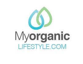 nº 6 pour Website Logo design for my-organic-lifestyle.com par jamesbuttery