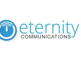 nº 124 pour Design a Logo for Eternity Communications par finetone