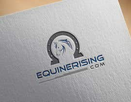 #182 for New logo needed for equestrian marketplace website: EquineRising.com by azhanmalik360