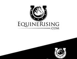 #139 for New logo needed for equestrian marketplace website: EquineRising.com by timeDesignz