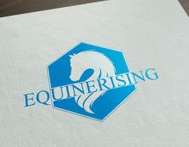 #255 for New logo needed for equestrian marketplace website: EquineRising.com by StanBankras