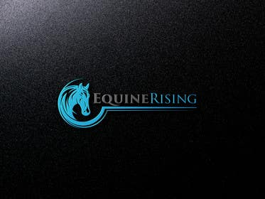 #25 for New logo needed for equestrian marketplace website: EquineRising.com by Diva01