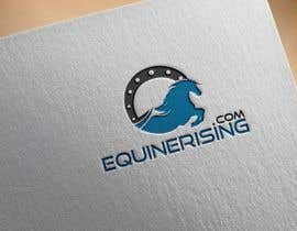 #225 for New logo needed for equestrian marketplace website: EquineRising.com by jakirhossenn9