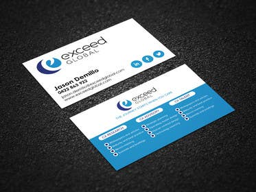 #42 for Design some Business Cards by sabbir049