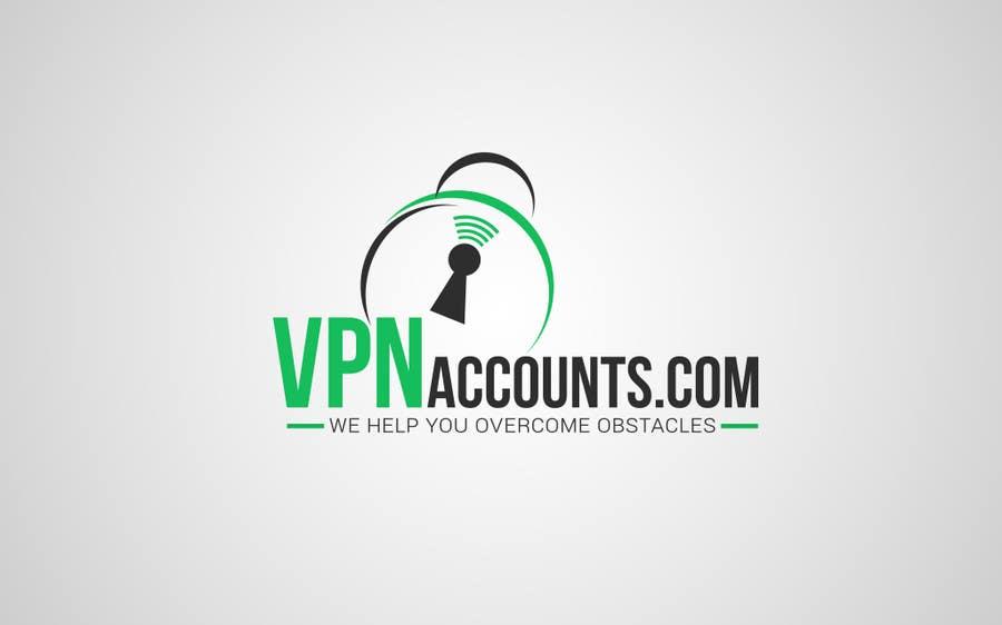 Inscrição nº 460 do Concurso para Logo Design for VPNaccounts.com