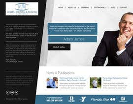 #8 for Design an exciting website for a motivational speaker by bestwebthemes