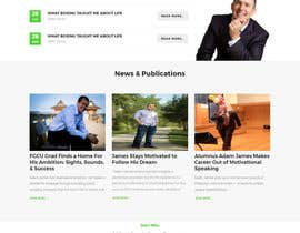 #11 for Design an exciting website for a motivational speaker by SALESDGWEB