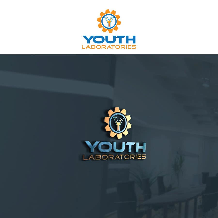 Proposition n°136 du concours Create a logo for a science laboratory (machine vision)