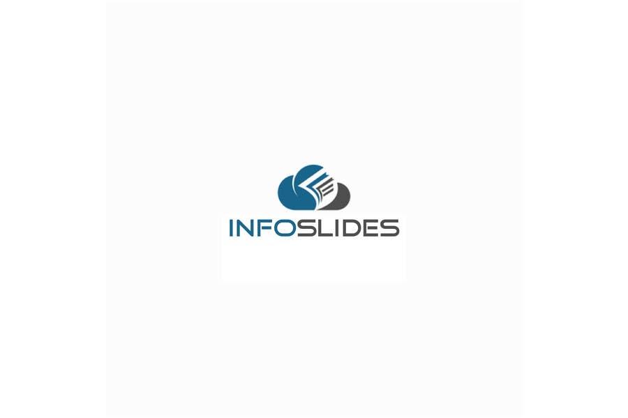 Proposition n°83 du concours InfoSlides Logo