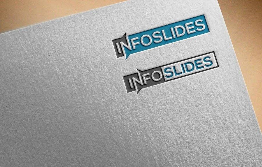 Proposition n°47 du concours InfoSlides Logo