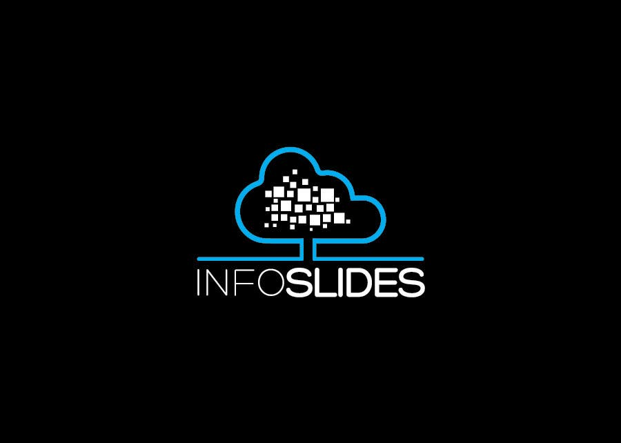 Proposition n°28 du concours InfoSlides Logo