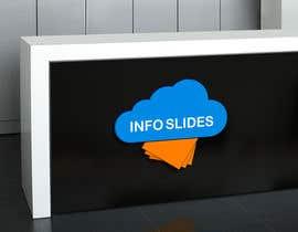 #62 for InfoSlides Logo by naxylviii