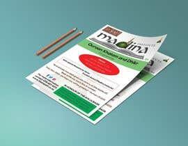 Nro 41 kilpailuun Design a Poster käyttäjältä shohelnezum