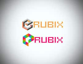 #82 for eRubix logo and background picture by makwanajasmin