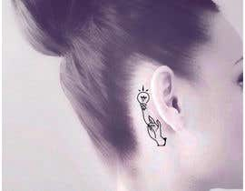 #2 for Behind the Ear Tattoo by deatharg