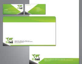 #37 untuk Letterhead, business card and envelop package design for Enheit oleh csharpdotnettech