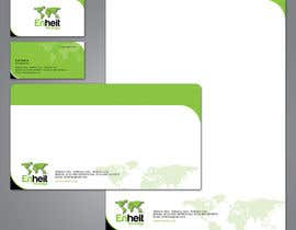 #11 untuk Letterhead, business card and envelop package design for Enheit oleh csharpdotnettech