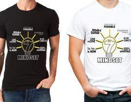 #62 for Design 7 Mindsets T-Shirt by freeland972