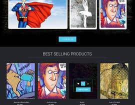 nº 4 pour Design a Website Mockup par webmastersud
